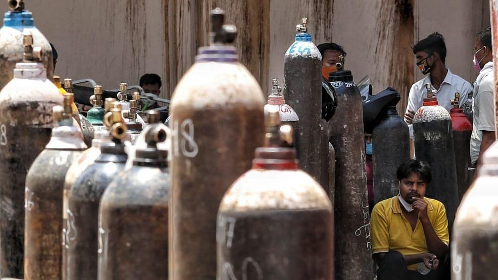 दिल्ली के बेस हॉस्पिटल में ऑक्सीजन सप्लाई कम, सेना ने की शिकायत