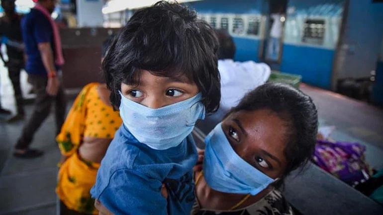स्टडी में पाया गया कि Coronavirus का सीरो-पॉजिटिविटी रेट बच्चों में ज्यादा है
