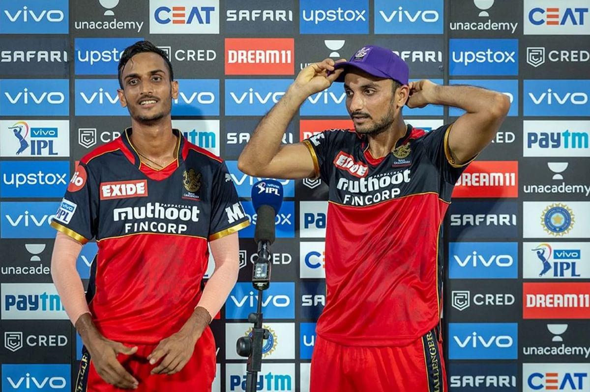 IPL 2021: शाहबाज और हर्षल पटेल-2 मैच में विराट को मिले दो छिपे वीर