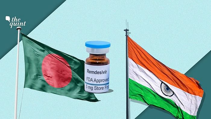 क्या भारत बांग्लादेश से रेमडेसिविर लाने में हिचक रहा है?