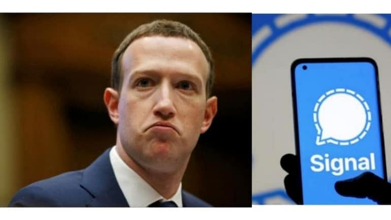 मार्क जकरबर्ग भी सिग्नल ऐप पर हैं! फेसबुक डेटा लीक से हुआ खुलासा