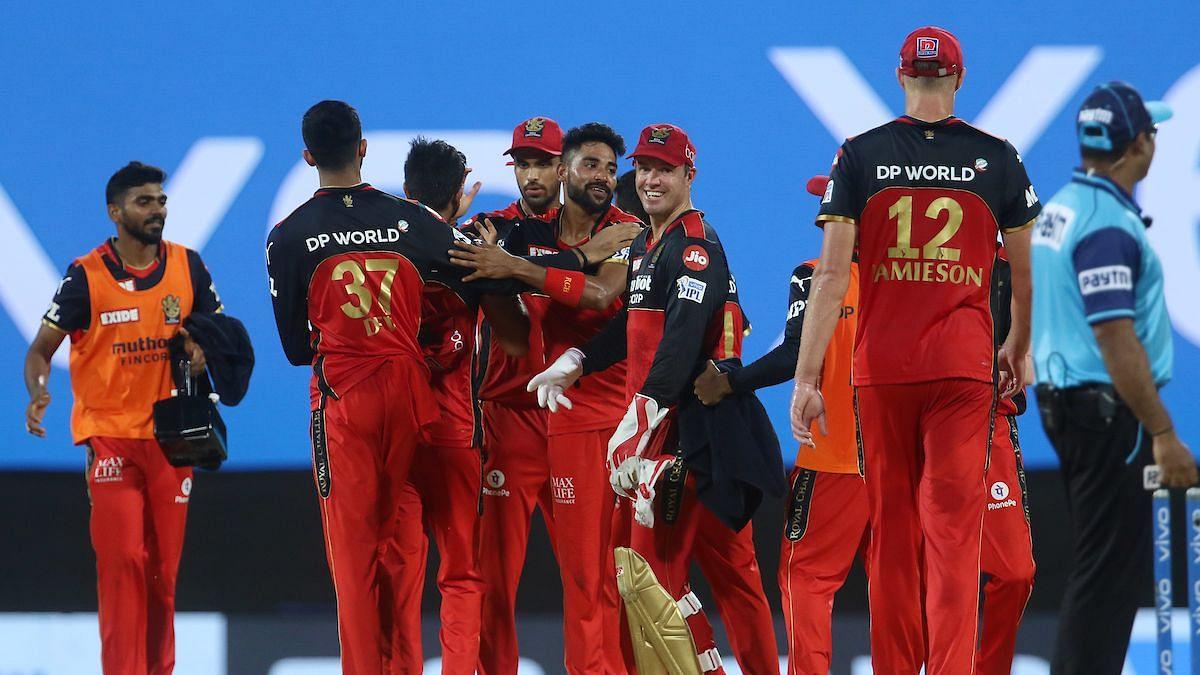 SRH vs RCB:लो स्कोर पर भी कैसे जीती बेंगलोर की टीम,मैच Highlights
