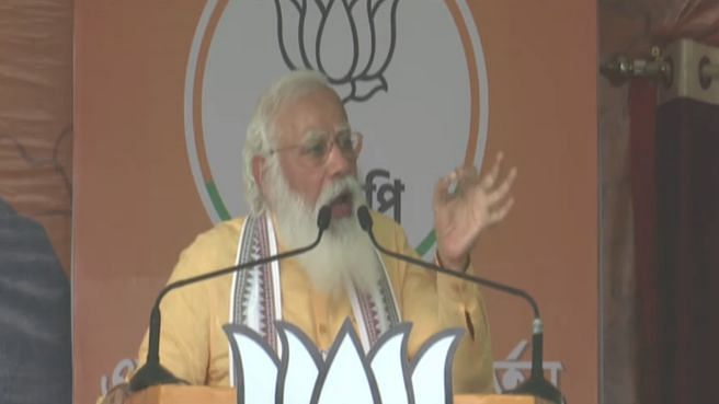 बंगाल में 2 मई को बनेगी डबल इंजन और डबल बेनिफिट वाली सरकार-PM मोदी