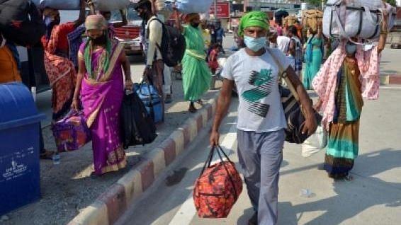 महाराष्ट्र से बिहार आने वाले सभी मजदूरों का होगा कोरोना टेस्ट