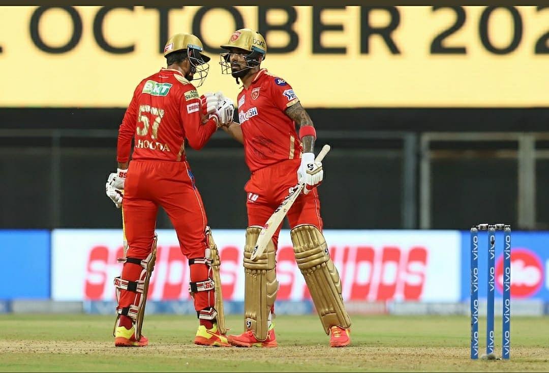 RR vs PBKS: पूरे रंग में IPL 2021,राहुल-दीपक ने की छक्कों की बौछार