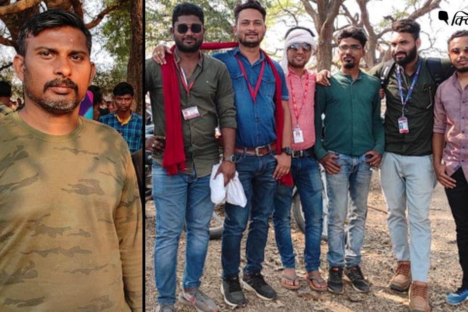 CRPF जवान को नक्सलियों से ऐसे बचाकर लाए पत्रकार