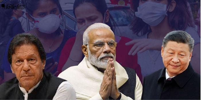 india covid crisis: भारत को चीन और पाकिस्तान से मदद का ऑफर- कोरोना काल की  कूटनीति, china and pakistan offering help to india amid covid crisis is  diplomacy or something else