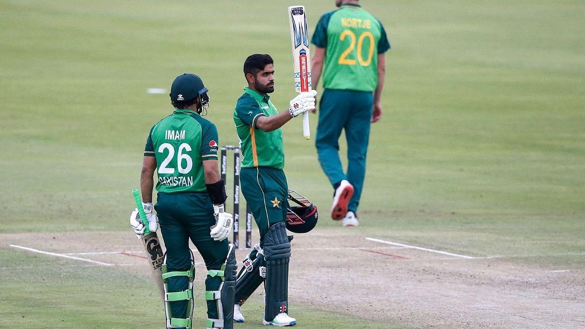 साउथ अफ्रीका बनाम पाकिस्तान