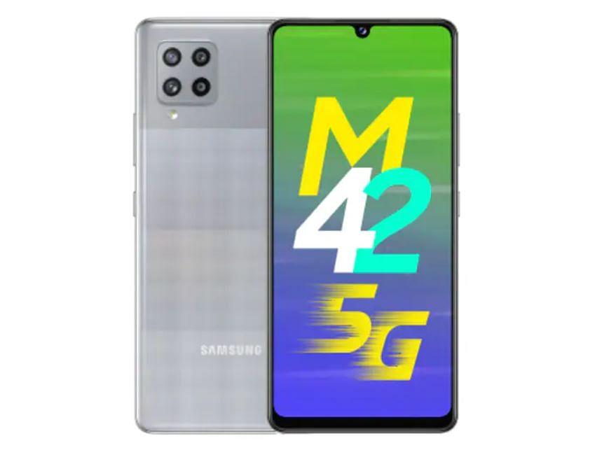 Samsung Galaxy M42: सैमसंग ने लॉन्च किया 5000mAh बैटरी वाला 5G स्मार्टफोन