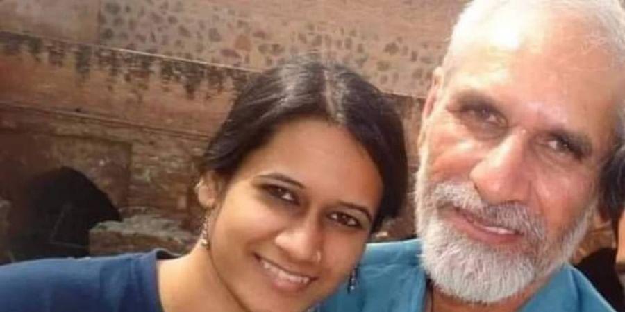 नहीं रहे महावीर नरवाल, जेल गई बेटी नताशा के लिए कहते थे- गर्व है