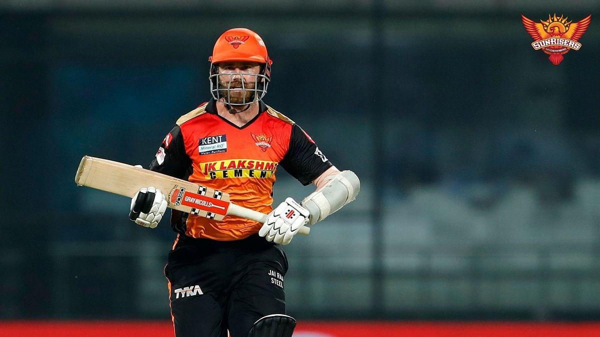 सनराइजर्स हैदराबाद के कप्तान केन विलियम्सन