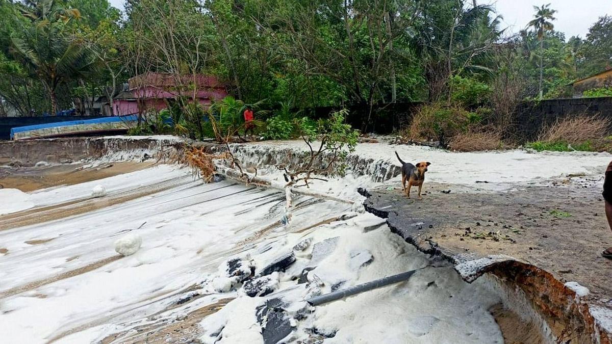 Cyclone Tauktae: अलापुझा से एक तस्वीर