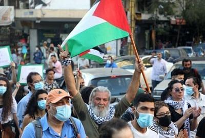 इजरायल रॉकेट फायरिंग में हिजबुल्लाह शामिल नहीं - लेबनान