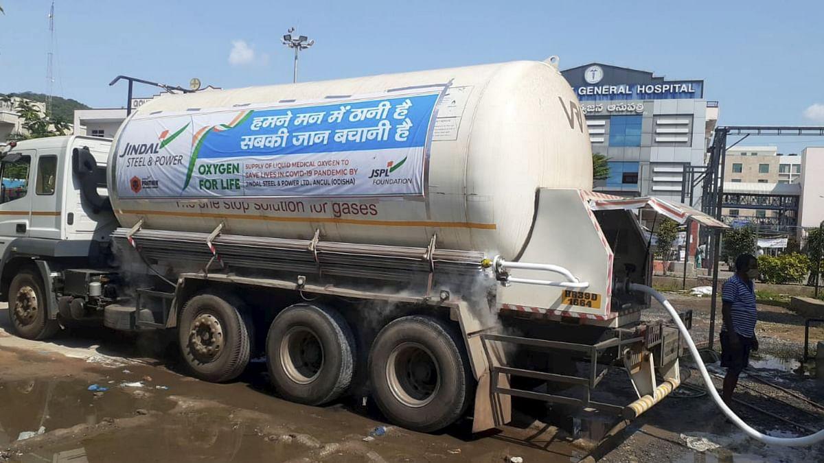 ऑक्सीजन की 'सेंधमारी':नागपुर जा रहे टैंकर गुजरात की ओर किसने मोड़े