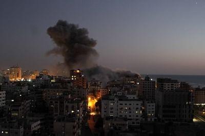 इजरायल-फिलिस्तीन हिंसा पर संयुक्त राष्ट्र सुरक्षा परिषद की बैठक