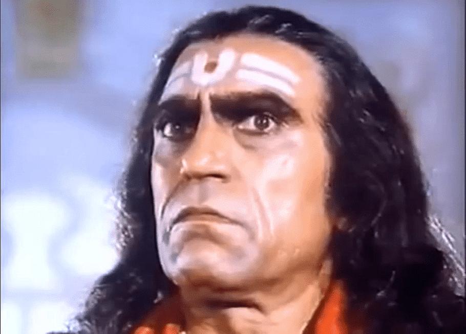 'नगीना' फिल्म में अमरीश पुरी