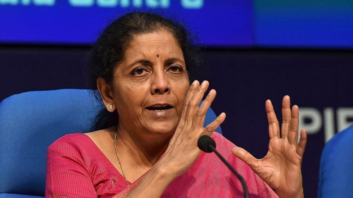 Nirmala Sitharaman ने ECLGS के लिए अतिरिक्त 1.5 लाख करोड़ का ऐलान किया