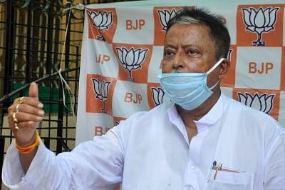 क्या बंगाल बीजेपी से दूरी बना रहे हैं मुकुल रॉय?