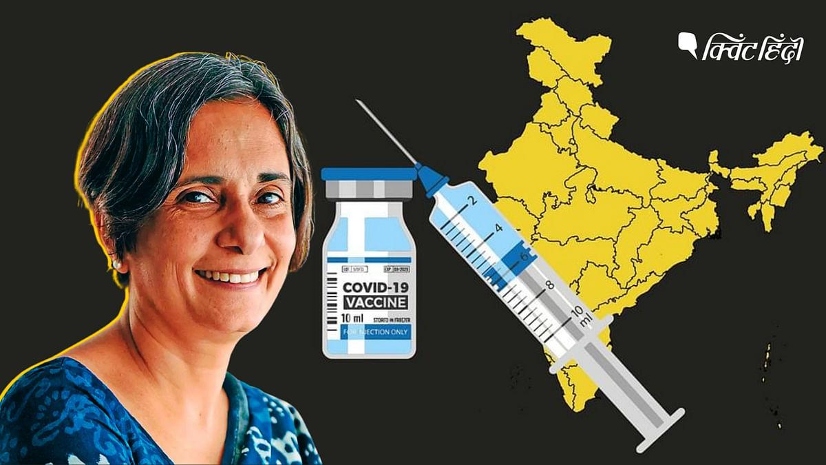 200 करोड़ वैक्सीन मिलने के सरकार के दावे पर संदेह- डॉ गगनदीप कांग