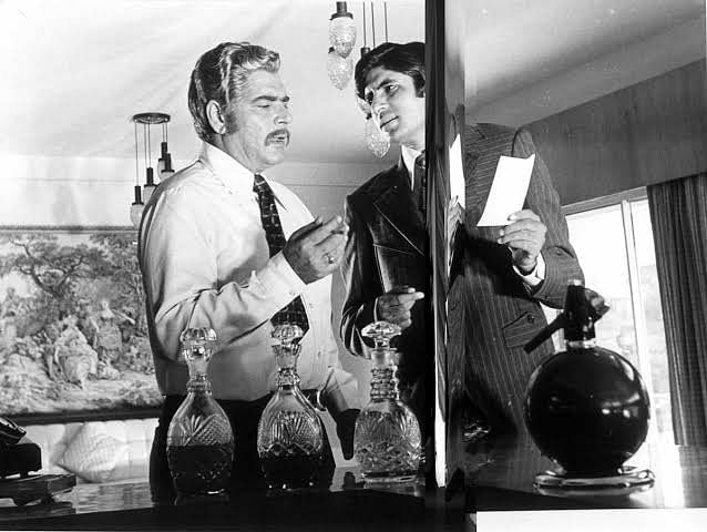 अजीत: बॉलीवुड का 'लॉयन' जो कभी सीमेंट की पाइप में सोने को मजबूर था