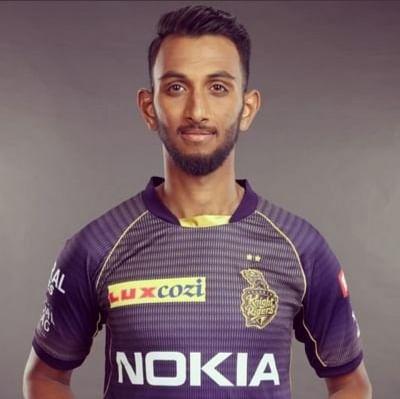 क्रिकेटरों पर कोरोना का कहर जारी- KKR के कृष्णा पॉजिटिव