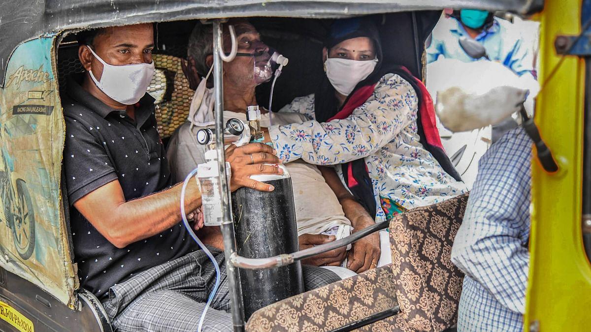 ऑक्सीजन को लेकर अवमानना केस क्यों न चलाया जाए- केंद्र से दिल्ली HC