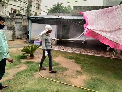राजस्थान: सीकर में कोविड पीड़िता के शव को दफनाने के बाद 21 की मौत