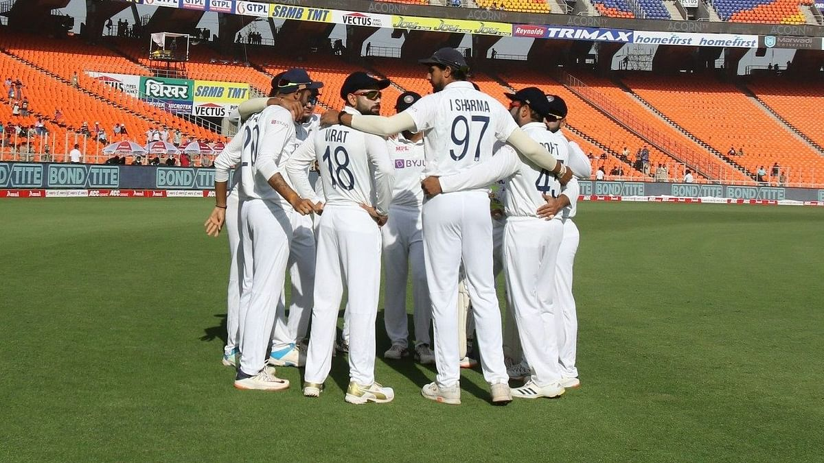 इंग्लैंड दौरे के लिए भारतीय टेस्ट टीम का ऐलान