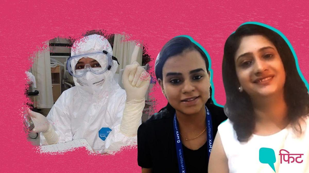 Nurse day 2021: नर्स जो कोविड मरीजों के लिए परिवार की तरह बन गईं
