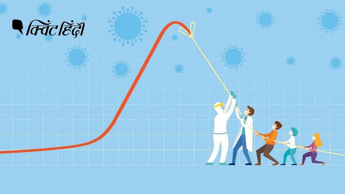 देश के 19 राज्यों और केंद्र शासित प्रदेशों में कोरोना वायरस संक्रमण के मामले घट रहे हैं.