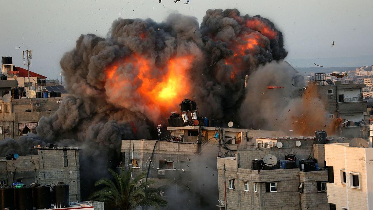 गाजा युद्ध: इजरायल और हमास के बीच सीजफायर किसने कराया?
