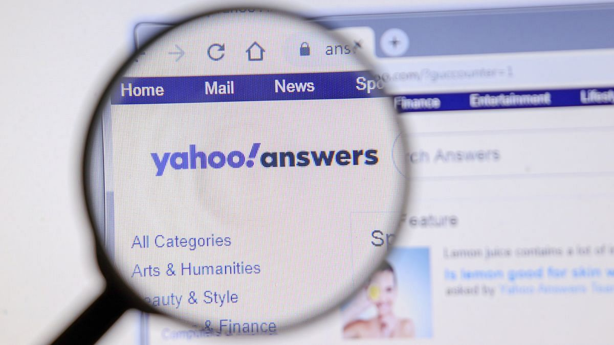 आज से 16 साल पुराना Yahoo Answers बंद,पतन की वजह और इतिहास जानिए