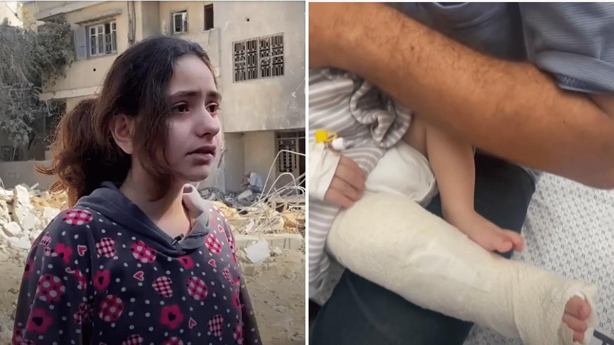 इजरायल हमास की लड़ाई से आम लोगों की जिंदगियां तबाह हो रही हैं