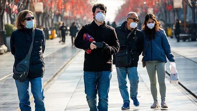 COVID 19 Virus| द वॉल स्ट्रीट जर्नल ने अमेरिकी रिपोर्ट का हवाला देते हुए दी जानकारी