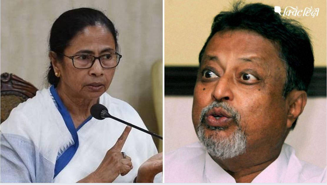 मुकुल रॉय बंगाल चुनाव नतीजों के बाद से ही चुप थे.