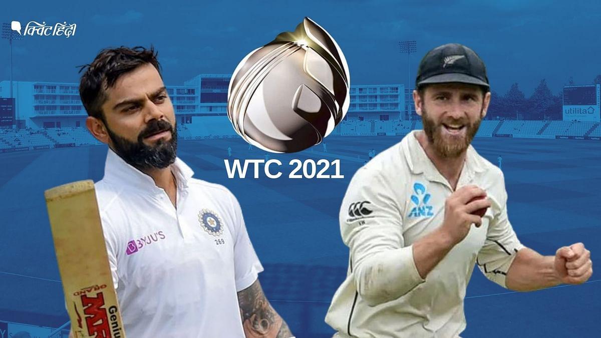 """<div class=""""paragraphs""""><p>WTC 2021 Final: NZ से टक्कर में IND के सामने 3 बड़ी चुनौती</p></div>"""