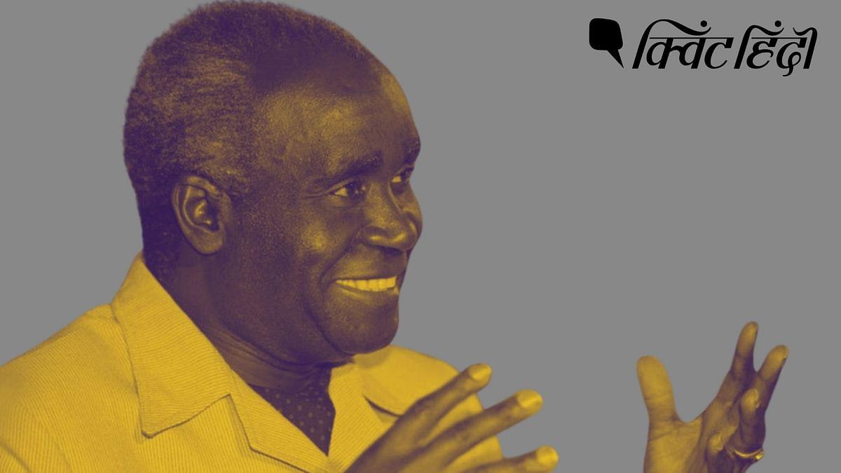 """<div class=""""paragraphs""""><p>जांबिया के पहले राष्ट्रपति केनेथ कौंडा का निधन&nbsp;</p></div>"""