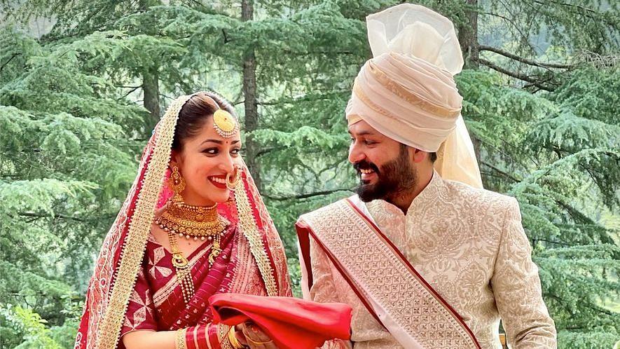 यामी गौतम-आदित्य धर ने की शादी, URI में कर चुके हैं साथ काम