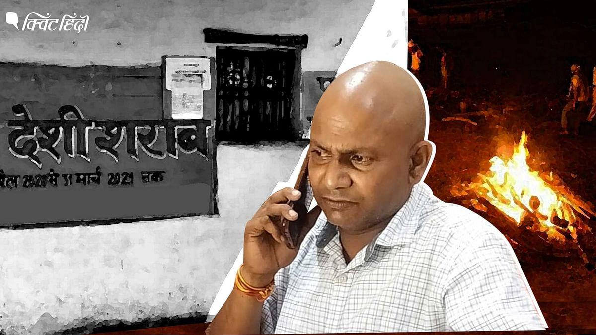 अलीगढ़ से प्रतापगढ़ तक शराब माफिया का खौफ, ABP पत्रकार को था खतरा