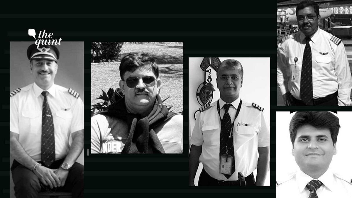 5 पायलटों की मौत