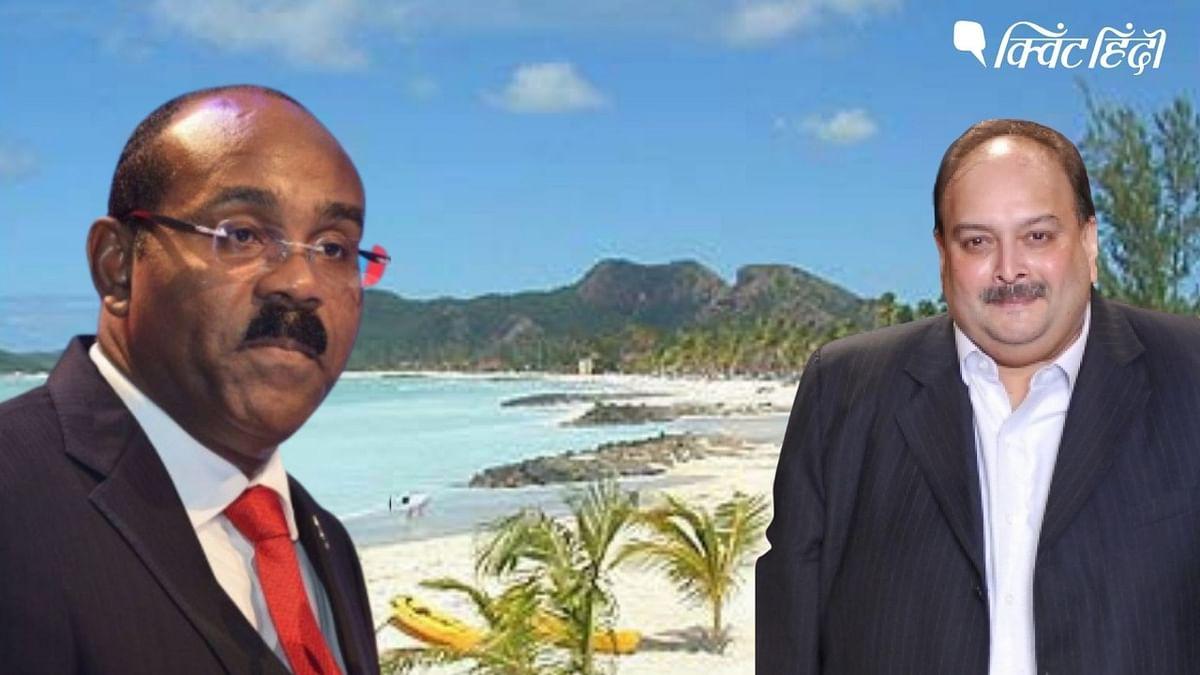 मेहुल चोकसी केस: एंटीगुआ और वहां के PM गैस्टन ब्राउन की अजब कहानी