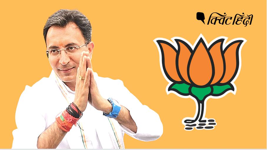 Jitin Prasad| बीजेपी ने जितिन प्रसाद को पार्टी में शामिल कर गरम किया यूपी का चुनावी माहौल