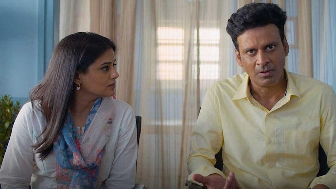 'द फैमिली मैन' में मनोज बाजपेयी और प्रियामणि ने निभाया है पति-पत्नी का किरदार