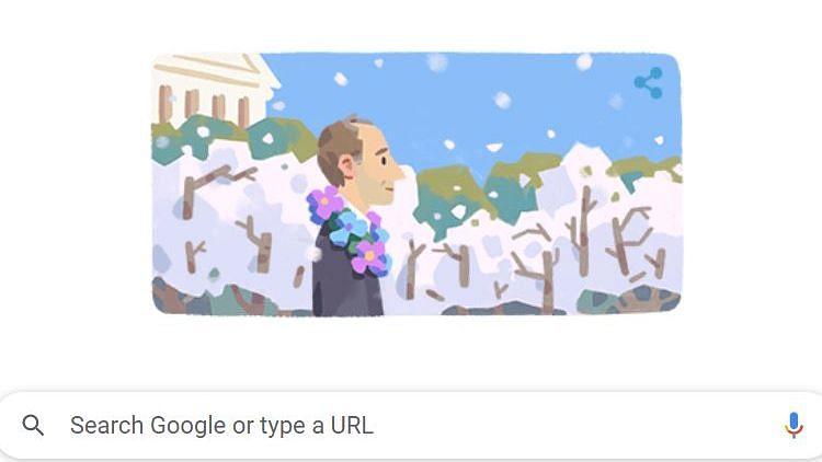 Pride Month: Google ने Doodle बनाकर, फ्रैंक कामेनी को याद किया