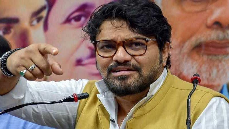 बंगाल BJP में घमासान,बाबुल सुप्रियो ने दिलीप घोष पर फिर किया FB पोस्ट