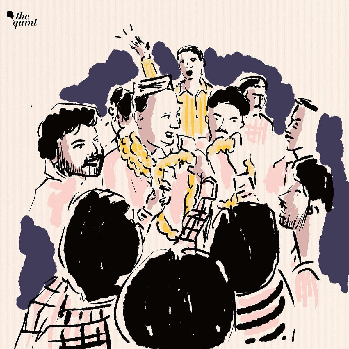 मोदी की आलोचना वाले पोस्टर लगाने पर गिरफ्तार हुए लोग किस हाल में हैं?-2 कहानियां