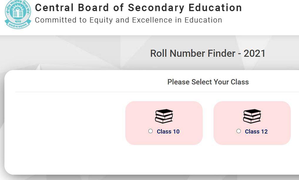 "<div class=""paragraphs""><p>CBSE Roll Number</p></div>"