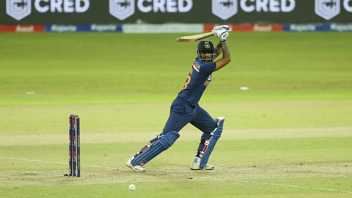 कोलंबो T20: भारत का श्रीलंका को 165 रनों का लक्ष्य, सूर्यकुमार का अच्छा प्रदर्शन