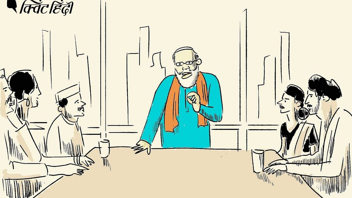 "<div class=""paragraphs""><p>Narendra Modi Cabinet में वफादारों को तरजीह</p></div>"