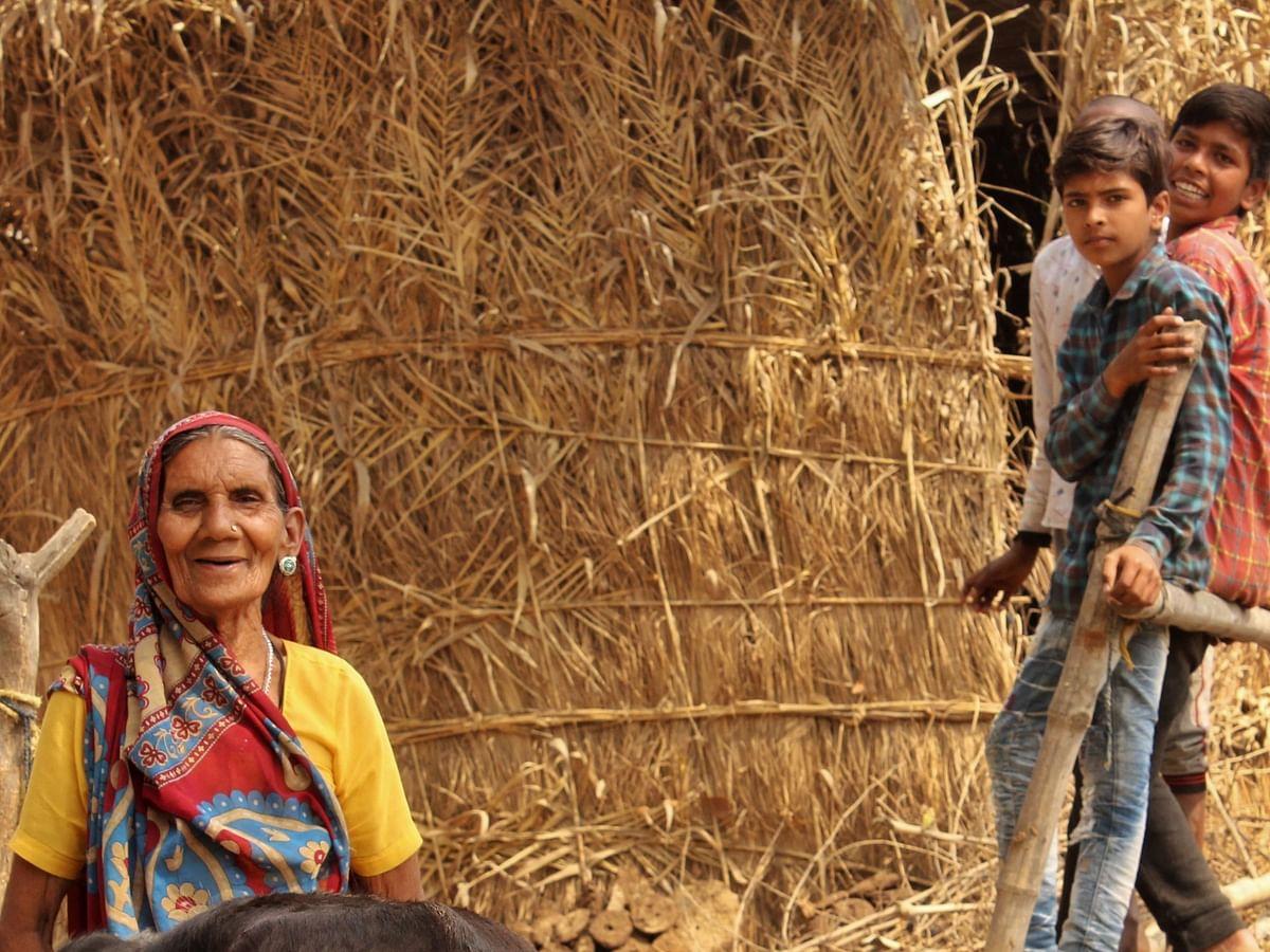 "<div class=""paragraphs""><p>केसरी खेड़ा निवासी, 78 वर्षीय लालती देवी</p></div>"